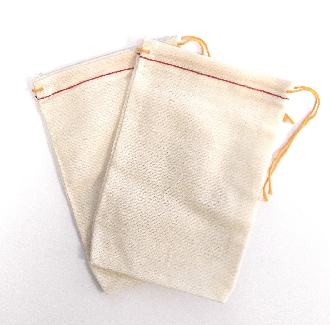 Kava Squeeze Bag (Medium) - 2 Strainer Bags